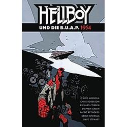 Hellboy - Hellboy und die B.U.A.P. 1954. Mike Mignola  - Buch