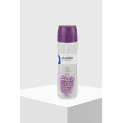 Aladdin Infuser Trinkflasche 0,7l lila