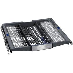 SIEMENS Besteckschublade varioSchublade Pro mit Leichtlaufschiene SZ73612, Zubehör für Geschirrspüler grau