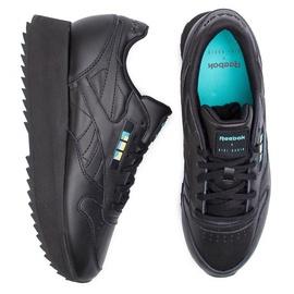 Reebok Classic Leather Double x Gigi Hadid black, 40.5