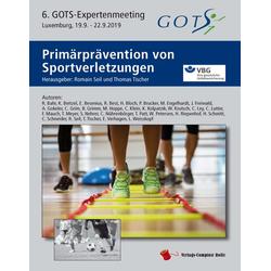 Primärprävention von Sportverletzungen: Buch von