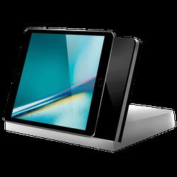 iRoom iTop Schwarz ohne iPad-Verriegelung keine