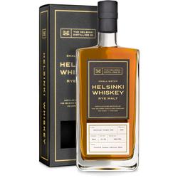 Helsinki Rye Malt Whiskey 0,5L (47% Vol.)