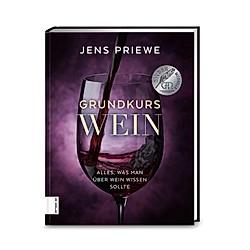 Grundkurs Wein. Jens Priewe  - Buch
