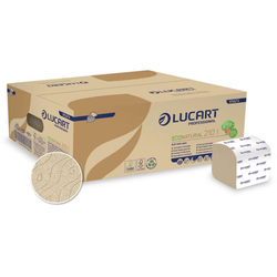 8400 Blatt Eco Natural Einzelblatt ökologisches Toilettenpapier 2-lagig ohne ...