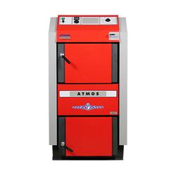 ATMOS GS32 Scheitholzvergaser Holzvergaserkessel | 32 kW