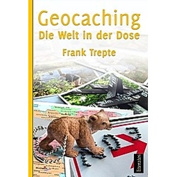 Geocaching. Frank Trepte  - Buch
