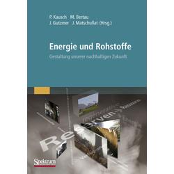Energie und Rohstoffe als Buch von