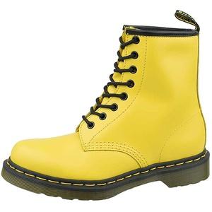 Dr. Martens Damen 1460W Schneestiefel, Gelb (Yellow 24614700), 37 EU