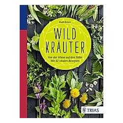 Wildkräuter. Rudi Beiser  - Buch