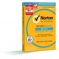 NortonLifeLock Norton Security Deluxe 3.0 5 Geräte 3 Jahre ESD DE Win Mac Android iOS