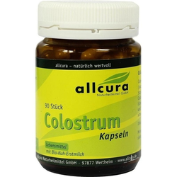 Colostrum Kapseln 300mg Colostrumpulver