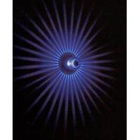Kiom Effektleuchte, Wandlampe 3W Power LED SunLed blue 10114
