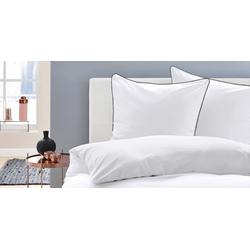 Matratzen Concord Bettwäsche Select Luxus Satin weiß 155x220 cm