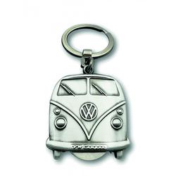 VW Bulli T1 Schlüsselanhänger mit Einkaufswagenchip