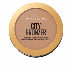CITY BRONZER bronzer & contour powder #300-deep cool