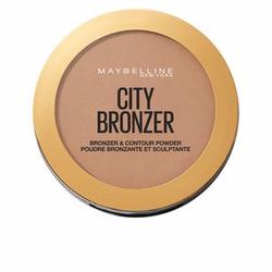 CITY BRONZER bronzer & contour powder #300-deep cool