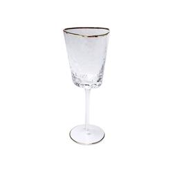 KARE Glas Weissweinglas Hommage, Glas