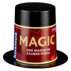 Kosmos Zauberkasten Magic Mini Zauberhut - Der magische Zauber-Pokal