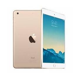 Apple iPad mini 4 mit Retina Display 7.9 128GB Wi-Fi + LTE Gold