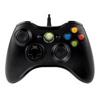 Microsoft Xbox 360 Controller schwarz ab 39.99 € im Preisvergleich