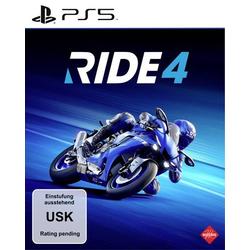 RIDE 4 PS5 USK: Einstufung ausstehend