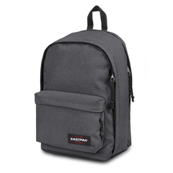 Eastpak Back To Work Rucksack Black Denim mit Rollen Rucksack