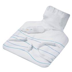 dynamic24 Heizkissen, elektrisches Nackenkissen Heizkissen Wärmekissen Heizdecke Nacken Rücken Schulter