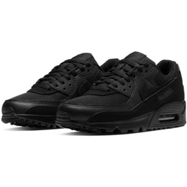 Nike Women's Air Max 90 black/black/white/black 42