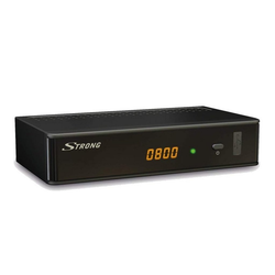 Strong SRT 3002 Sat-Receiver schwarz SAT-Receiver