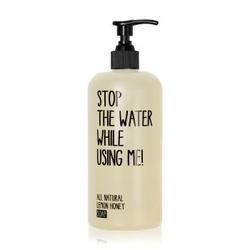 Stop The Water While Using Me Lemon Honey  mydło w płynie  500 ml