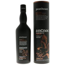 AnCnoc Peatheart 0,7L (46% Vol.)