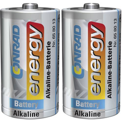 LR20 Mono (D)-Batterie Alkali-Mangan 1.5V 2St.