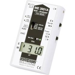 GIGAHERTZ SOLUTIONS ME 3951A Niederfrequenz (NF)-Elektrosmogmessgerät