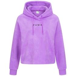 PUMA XTG Fleece Hoodie Kobiety Bluza z kapturem 595975-24 - L