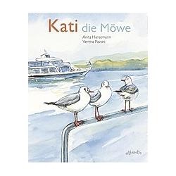 Kati  die Möwe. Anita Hansemann  - Buch