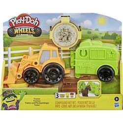 PD Traktor mit Pferdeanhänger