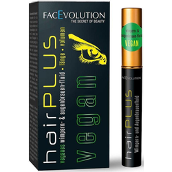FACEVOLUTION Wimpernserum Hairplus vegan, fördert Wachstum
