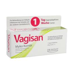 Vagisan Myko Kombi (1-Tagestherapie)