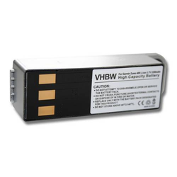 vhbw Li-Ion Akku 2200mAh (3.7V) für Navigation, GPS Garmin Zumo 400, Zumo 450, Zumo 500, Zumo 500 Deluxe, Zumo 550 wie 010-10863-00, 011-01451-00.