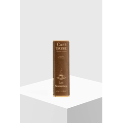 Café Tasse Schokoladenriegel Haselnuss