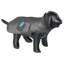 Nobby Hundemantel Zippa grau, Länge: 26 cm