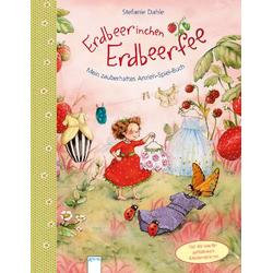 Erdbeerinchen Erdbeerfee Mein zauberhaftes Anzieh-Spiel-Buch
