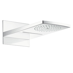 hansgrohe Kopfbrause RAINFALL 180 AIR 2jet RAINDANCE DN 15 chrom