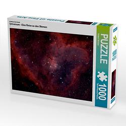 Universum - Eine Reise zu den Sternen Lege-Größe 64 x 48 cm Foto-Puzzle Bild von Rolande Puzzle