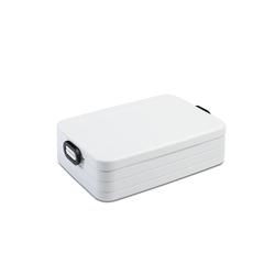 Mepal BV Lunchbox Take a Break in weiß, 25,5 x 17 cm