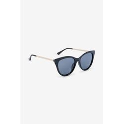 Next Sonnenbrille Polarisierte Cat-Eye-Sonnenbrille schwarz