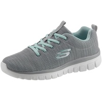 Sneaker mit Memory Foam grau 35