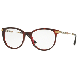 BURBERRY Brille BE2255Q rot
