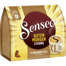 Senseo Guten Morgen XL Strong 10 St.